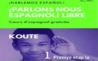 """Conoce el proyecto """"hablemos español"""" dirigido de forma gratuita a personas haitianas"""