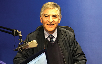 En Nuevas Cada Mañana nos acompañó Sergio Mellafe de Centro de Literatura Cristiana