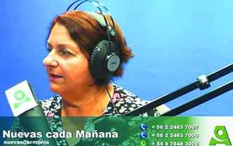 Hermana y Matrona Olga González: Exámenes básicos para la mujer