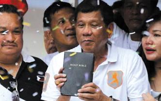 """Filipinas declara Enero como """"Mes nacional de la Biblia"""""""