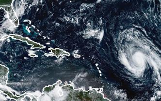 Cristianos de las Antillas piden orar ante amenaza de huracán