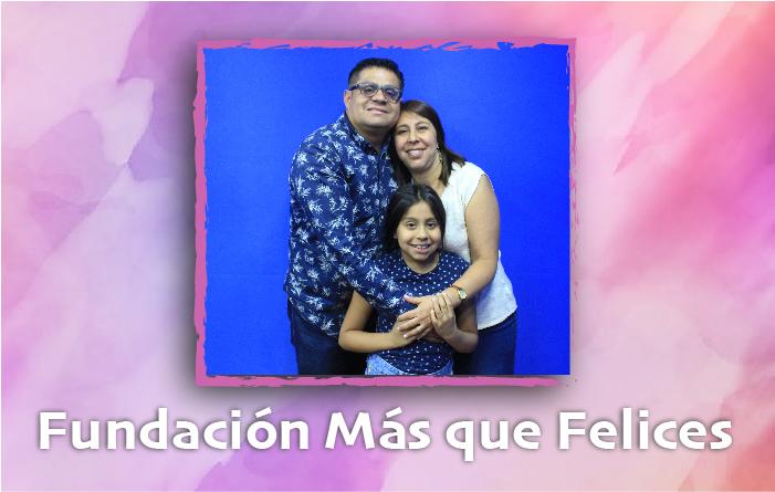 Entrevista: Conoce el trabajo evangelístico de fundación Más que Felices