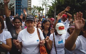 Evangélicos piden renovar oración por pueblo venezolano