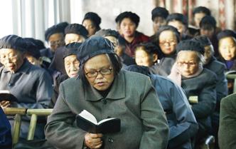 Prohiben ser persona de fe en partido comunista de China